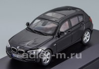 1:43 BMW 1 series (F20) (black)