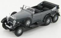 """1:43 Mercedes-Benz G4 (W31) 1934 """"Francisco Franco"""""""