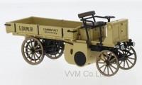 1:43 DAIMLER Motor-Lastwagen 1898 Beige