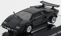 1:43 Lamborghini Countach 5000 S [всё открывается] (black)