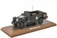 """1:43 бронетранспортер M3А1 """"Scout Car"""" 1944"""