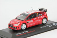 1:43 CITROËN C4 WRC Sébastien Loeb - Daniel Elena Rallye Monte-Carlo 2008