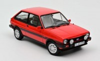 1:18 FORD Fiesta XR2 1981 Red