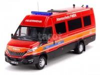 "1:43 IVECO new DAILY 35-210 Van Hi-Matic Minibus ""Feuerwehr Atemschutz FWSK"" (пожарный Швейцария) 2019"