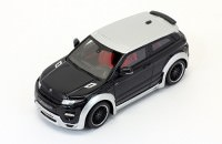 1:43 RANGE ROVER EVOQUE тюнинг by HAMANN 2012 Black