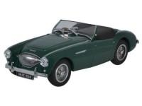 1:43 AUSTIN-HEALEY 100 BN1 1953 Spruce Green