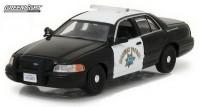"1:43 FORD Crown Victoria Police Interceptor ""California Highway Patrol"" 2008"