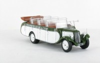 1:43 УЦЕНКА автобус CITROEN T23RU CHASSAING FRANCE 1947 Brown/Green
