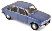 1:18 RENAULT 16 1968 Cobalt Blue Metallic