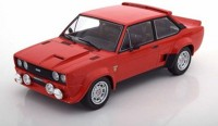 1:18 FIAT 131 Abarth 1980 Red