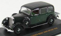 1:43 Mercedes-Benz 260D (W138) 1936 Black/Green
