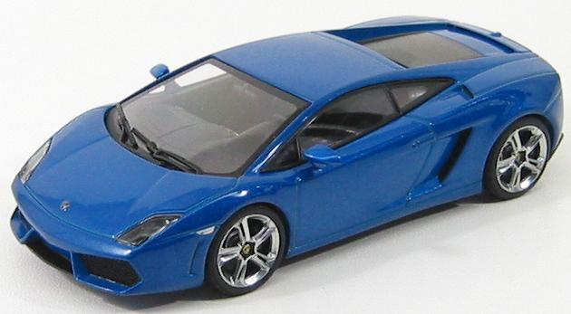 1:43 Lamborghini Gallardo LP560-4 (monterey blue)