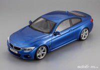 1:18 BMW M435i (blue)