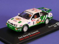 1:43 FORD Sierra Cosworth Didier Auriol - Bernard Occeli #8 Tour de Course 1988