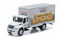 1:64 INTERNATIONAL Durastar Box Van «Krispy Kreme» (продуктовый фургон) 2015