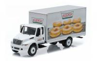 1:64 INTERNATIONAL Durastar Box Van «Krispy Kreme» (продуктовый фургон) 2015