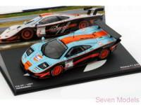 1:43 McLAREN F1 GTR #2 J.Nielsen-T.Bscher FIA GT 1997