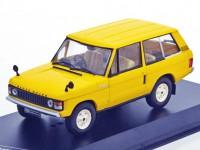 1:43 Range Rover 3,5 4х4 (3 двери) 1970 Yellow