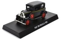 1:43 FIAT 508 Balilla 1932 Black