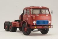 1:43 МАЗ-515Б седельный тягач экспериментальный