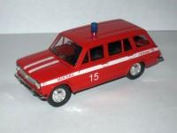 1:43 ВАЗ-2102 пожарный