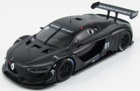 1:18 RENAULT R.S.01 Test Car 2014 Black