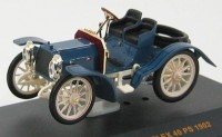 1:43 Mercedes Simplex 40 PS 1902 Blue
