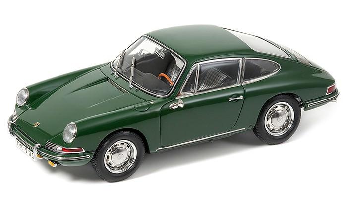 1:18 Porsche 901 (series-production) 1964, L.e. 5000 pcs. (irish green)