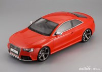 1:18 Audi RS5 Coupe (red)