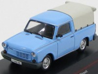 1:43 Trabant 1.1 Pick-Up Closed 1990 (light blue)