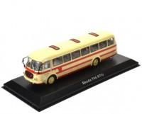 1:72 автобус SKODA 706 RTO 1958 Beige/Red