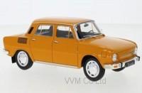 1:24 SKODA 100 L 1969 Orange