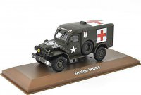 1:43 DODGE WC54 Military Ambulance 1945