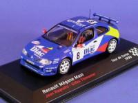 1:43 RENAULT Mégane Maxi Jean Ragnotti - Gilles Thimonier #8 Tour de Course 1996
