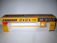 1:43 Коробка для модели ВАЗ-2121 Нива с прицепом Скиф