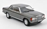 1:18 MERCEDES-BENZ 280CE Coupe (C123) 1980 Anthracite Metallic