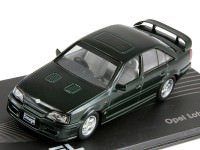 1:43 OPEL LOTUS OMEGA 1989-1992 Dark Green Metallic