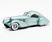 1:43 Bugatti Type 57 Aerolithe 1934 Metallic Light Blue