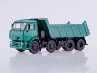 1:43 КАМАЗ-6540 самосвал,зелёный