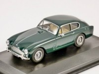1:43 ASTON MARTIN DB2 MkIII Saloon 1958 British Racing Green