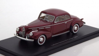 1:43 LA SALLE Series 50 Coupe 1940 Metallic Red