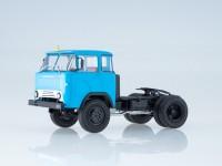 1:43 КАЗ-608 седельный тягач, синий