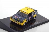 1:43 FIAT 131 Abarth #5 W.Röhrl/W.Pitz Rally San Remo 1977
