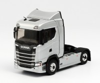 1:43 седельный тягач SCANIA S500 NORMAL 2018 Arctic Silver