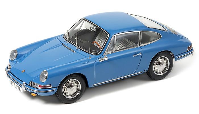 1:18 Porsche 901 (series-production) 1964, L.e. 5000 pcs. (sky blue)