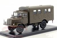 1:43 TATRA 128 кунг (Чехословацкая армия) 4x4 1951 Olive