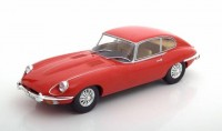 1:24 JAGUAR E-Type Coupe 1962 Red