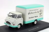 1:43 HANOMAG Kurier (фургон) 1960 White/Turquois