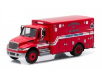 "1:64 INTERNATIONAL Durastar Ambulance ""Fire Departament Memphis"" 2015"