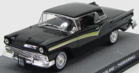 "1:43 FORD Fairlane Skyliner ""Thunderball"" 1965 Black"